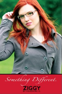 Ziggy Eyewear by Cendrine O Frames Eyeglass Poster